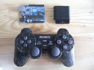 PS2WirelessControllerArduino